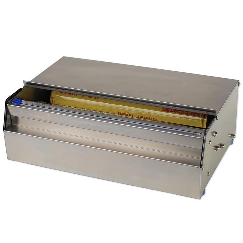 MS-003 new simple plastic wrap machine